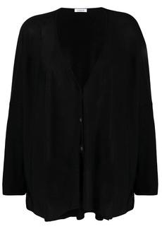 P.A.R.O.S.H. oversized V-neck cardigan