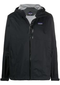 Patagonia hooded rain jacket