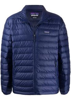 Patagonia logo padded jacket