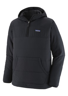Men's Patagonia Pack In Water Repellent Hooded Pullover