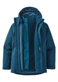 Patagonia 4-in-1 Everyday Jacket (Little Boy & Big Boy)