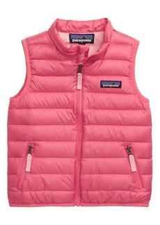 Patagonia 600-Fill Down Sweater Vest (Toddler Girls)