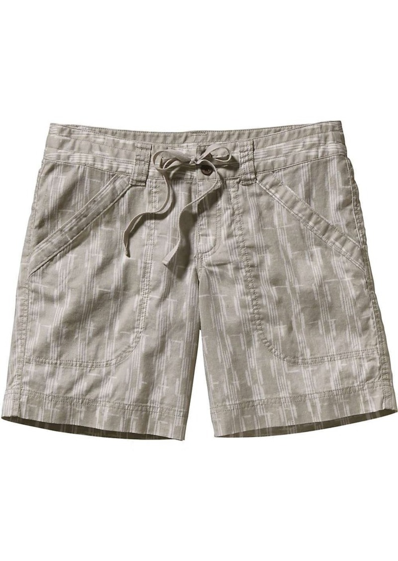 Patagonia Women's Island Hemp Short