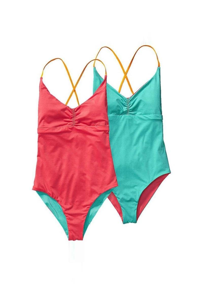 Patagonia Women's Kupala Reversible One Piece Swimsuit