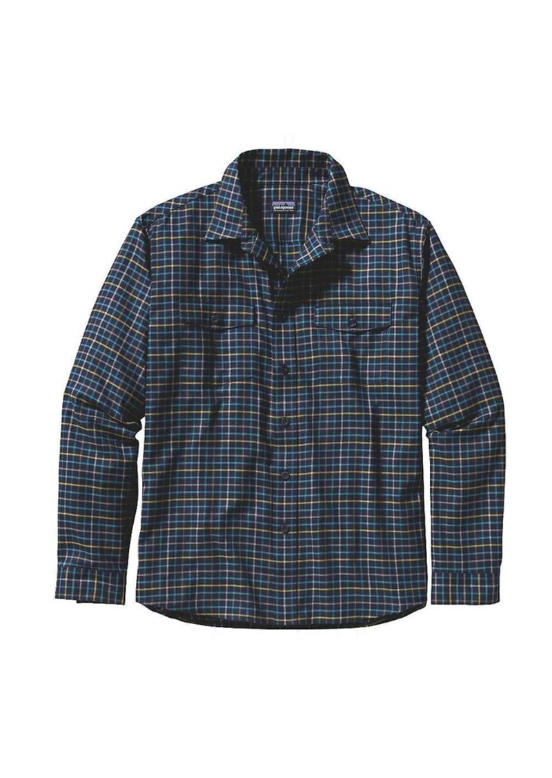 Patagonia Men's Buckshot Flannel Shirt