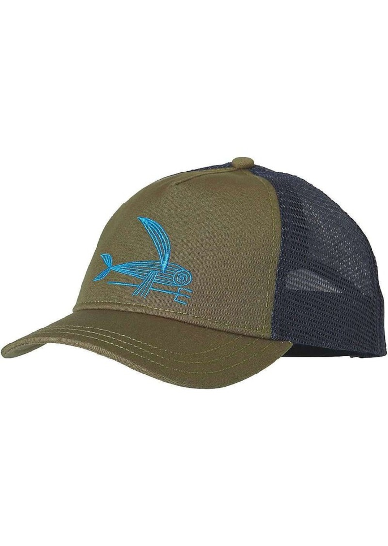 Patagonia Women's Deconstructed Flying Fish Layback Trucker Hat