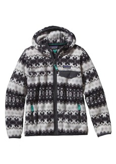 Patagonia Women's Lightweight Snap -T Hooded Jacket