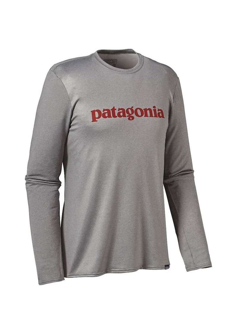 Patagonia Men's Cap Daily Graphic LS T-Shirt