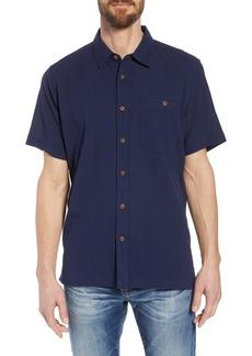Patagonia 'A/C®' Regular Fit Organic Cotton Short Sleeve Sport Shirt