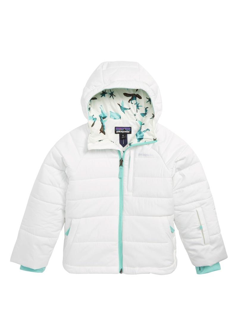 3bdc5ccf6f49 Patagonia Patagonia Grove Water Resistant Hooded Jacket (Little ...
