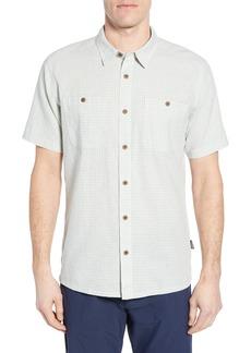 Patagonia Back Step Regular Fit Short Sleeve Shirt