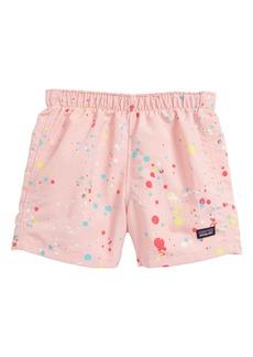 Patagonia Baggies™ Cover-Up Shorts (Baby Girls)