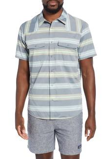 Patagonia Bandito Regular Fit Short Sleeve Shirt