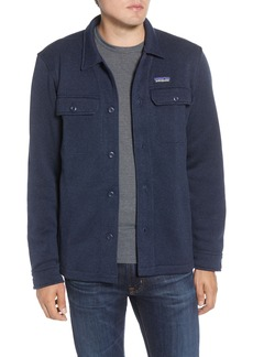 Patagonia Better Sweater Fleece Shirt Jacket