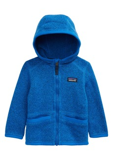 Patagonia Better Sweater® Hooded Jacket (Baby)