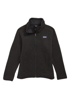 Patagonia Better Sweater® Jacket (Little Girls & Big Girls)