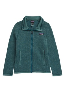 Patagonia Better Sweater Jacket (Little Girls & Big Girls)