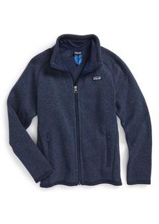 Patagonia Better Sweater® Jacket (Little Girls & Big Girls)