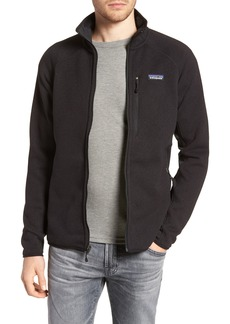 Patagonia Better Sweater® Performance Slim Fit Zip Jacket