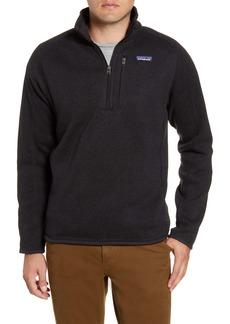 Patagonia Better Sweater® Quarter Zip Jacket