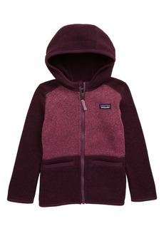Patagonia Better Sweater® Recycled Fleece Hooded Jacket (Toddler Girls & Little Girls)
