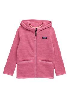 Patagonia Better Sweater® Recycled Fleece Hooded Jacket (Toddler Girl & Little Girl)