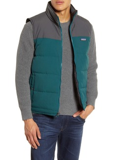 Patagonia 'Bivy' Reversible Down Fill Vest