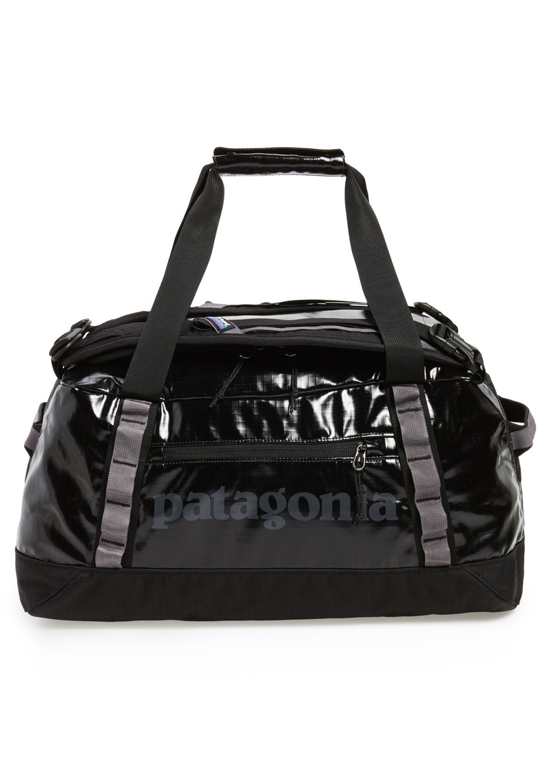 3e2606f5d32 Patagonia Patagonia Black Hole Water Repellent Duffel Bag | Handbags