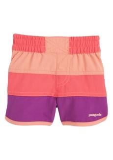 Patagonia Board Shorts (Baby Girls)