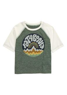 Patagonia Capilene® Cool Short Sleeve Shirt (Toddler)