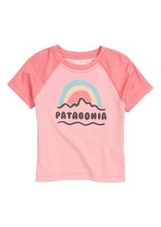 Patagonia Capilene® Graphic Tee (Baby Girls)