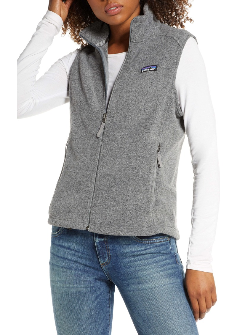 Patagonia Classic Synchilla® Recycled Fleece Vest