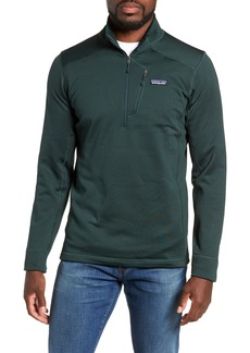 Patagonia Crosstrek Quarter Zip Fleece Pullover