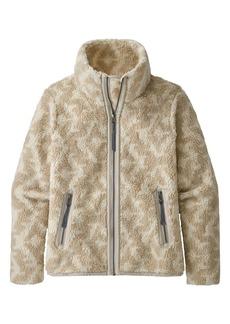 Patagonia Divided Sky High Pile Fleece Jacket