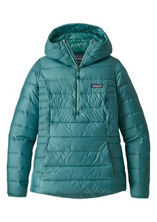 Patagonia Down Sweater Pullover Hoodie