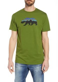 Patagonia Fitz Roy Bear Crewneck T-Shirt