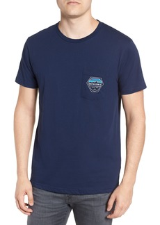 Patagonia Fitz Roy Hex Pocket T-Shirt