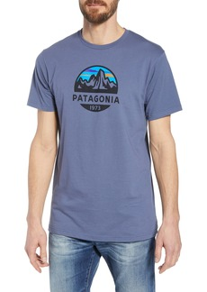 Patagonia Fitz Roy Scope Crewneck T-Shirt