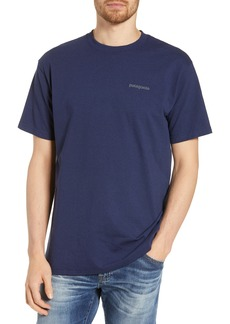 Patagonia Fitz Roy Smallmouth Responsibili-Tee® Regular Fit T-Shirt