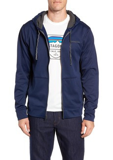 Patagonia Fitz Roy Trout PolyCycle® Full-Zip Hoodie