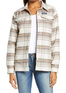 Patagonia Fjord Flannel Shirt Jacket
