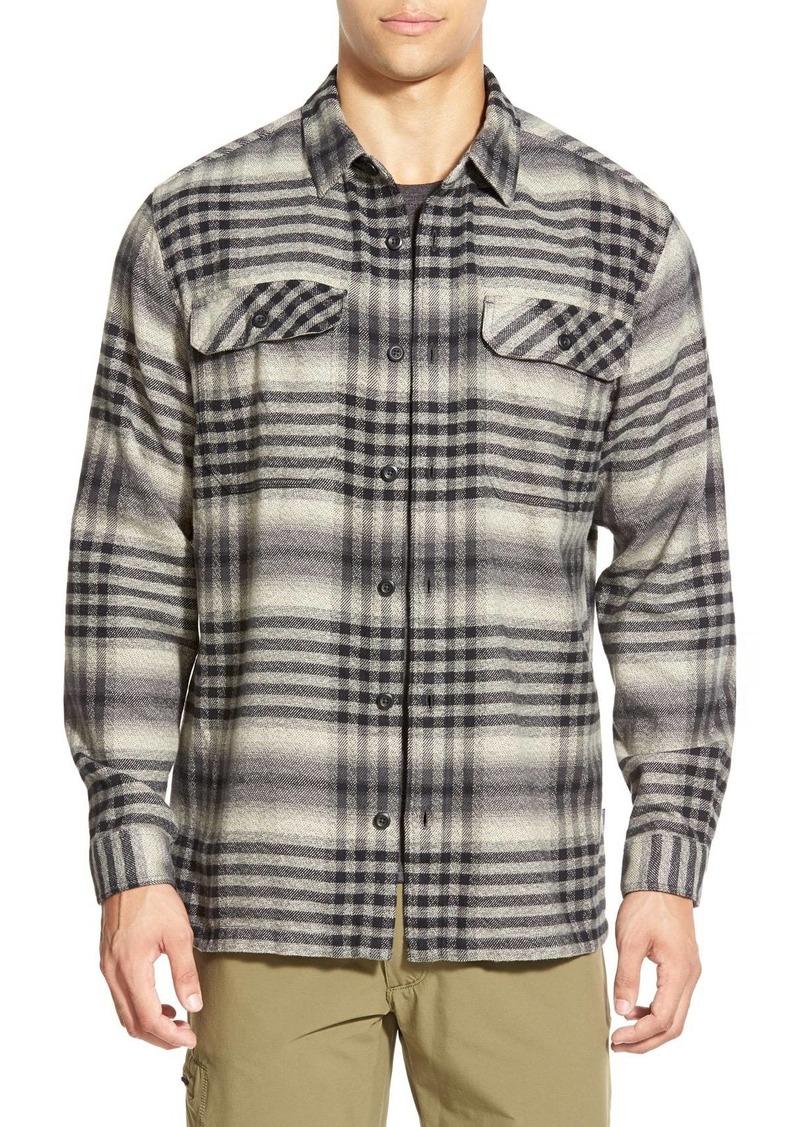 1d05b495014b Patagonia Patagonia  Fjord  Regular Fit Organic Cotton Flannel Shirt ...