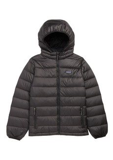 Patagonia Hooded Down Jacket (Little Boys & Big Boys)