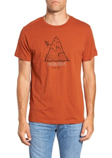 Patagonia Hoofin It Organic Cotton Graphic T-Shirt