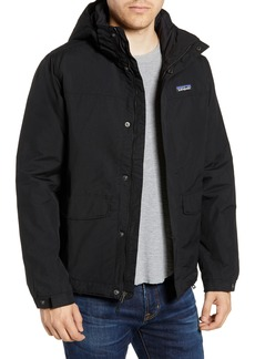 Patagonia Isthmus Wind Resistant Water Repellent Hooded Parka