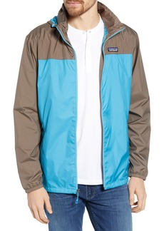 Patagonia Light & Variable™ Recycled Wind & Water Resistant Hooded Jacket
