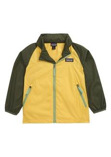 Patagonia Light & Variable™ Wind & Water Resistant Hooded Jacket (Toddler)