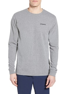 Patagonia Line Logo Long Sleeve Responsibili-Tee T-Shirt