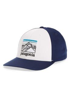 Patagonia Line Logo Ridge Roger That Baseball Cap