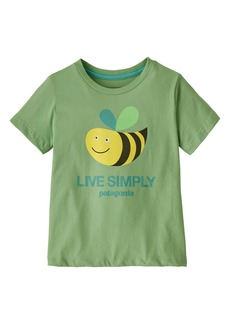Patagonia Live Simply Graphic Tee (Baby)